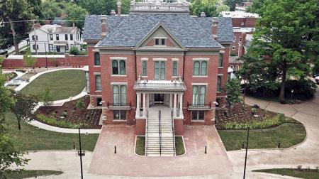 Governor Mansion Springfield Illinois