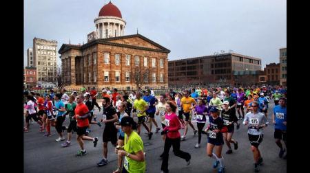 Presidential Half Marathon Springfield Illinois
