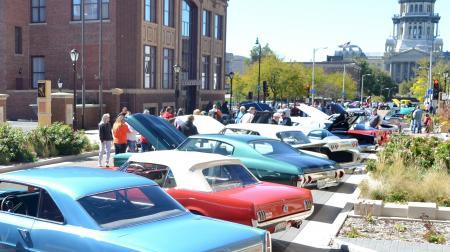 Route 66 Car Show Springfield Illinois