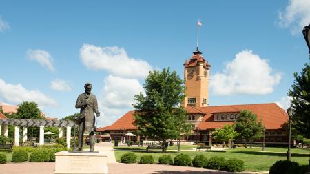 Union Station Springfield Illinois