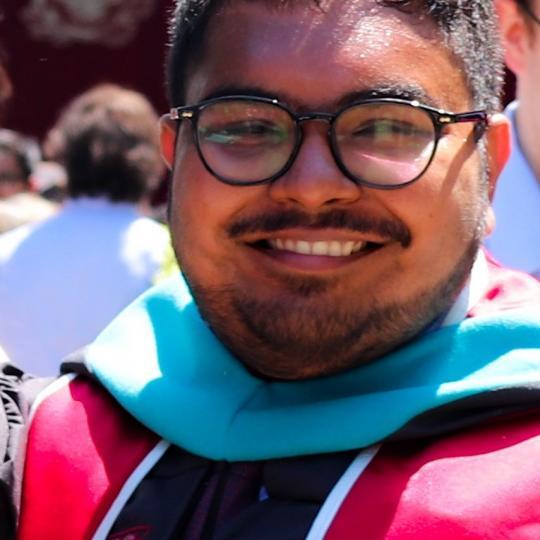 Vistrit Choudhary headshot image