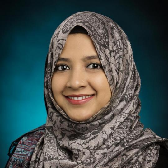 Aysha Rafaquat, MD