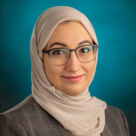 Zainab Alnafoosi, MD