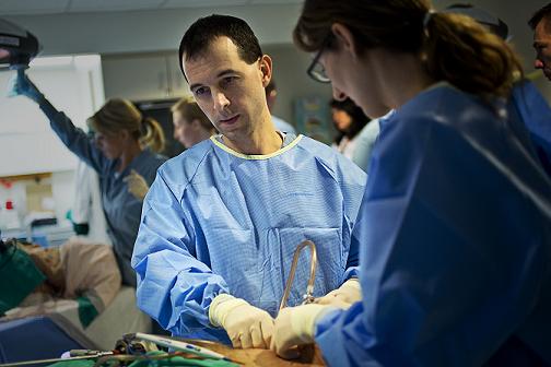 General Surgery Residency Curriculum | SIU School of Medicine