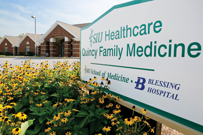 SIU Healthcare in Quincy