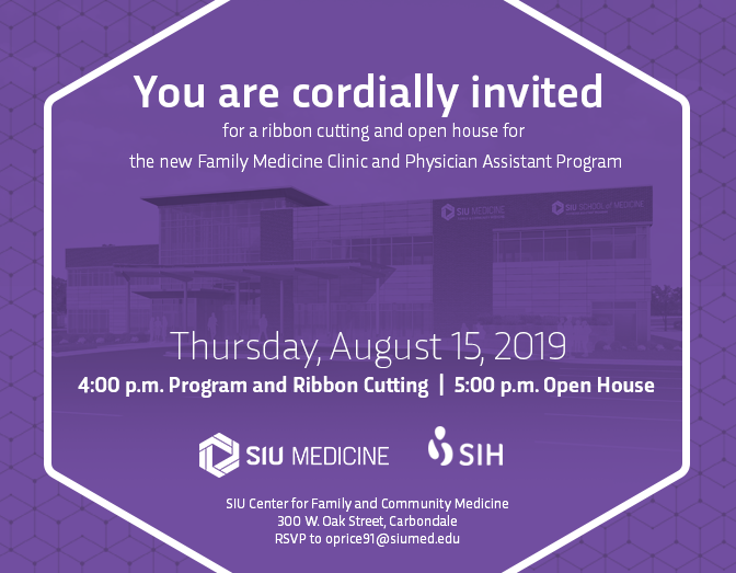 Open House and Ribbon Cutting | Carbondale Family Medicine